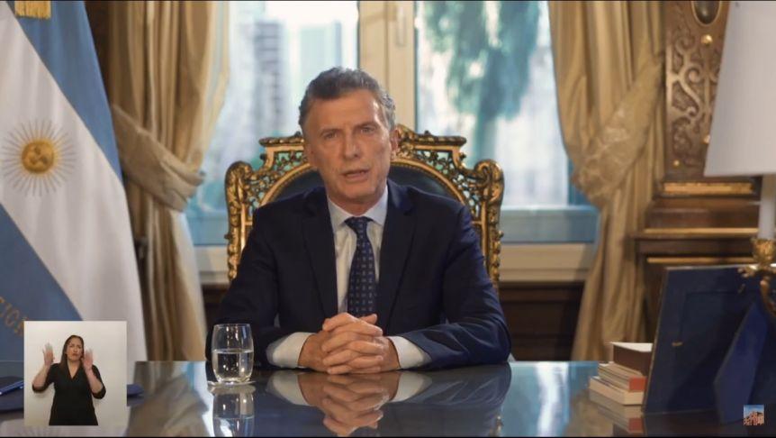 Macri se despidió con balance de gestión donde resaltó la herencia recibida y hubo poca autocrítica