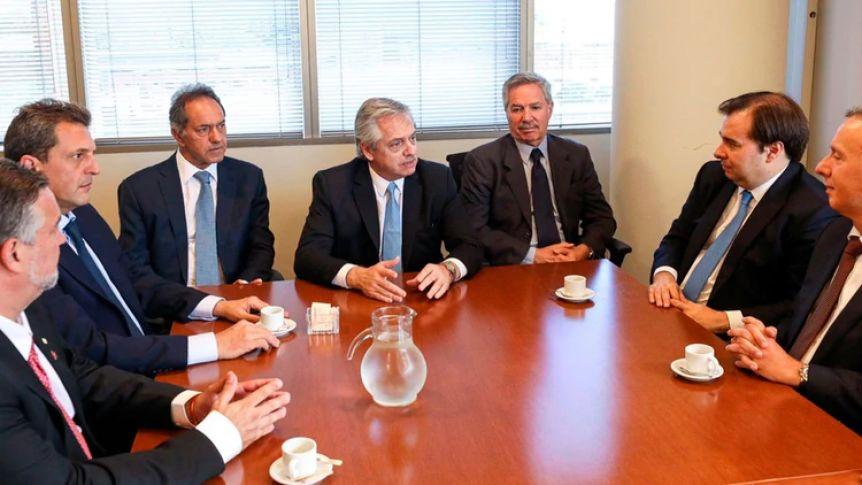 Alberto Fernández da a conocer a todo su Gabinete