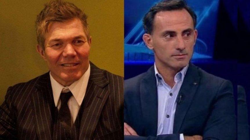 Filtraron supuestos audios hots de Diego Latorre y Fernando Burlando sali� en su defensa