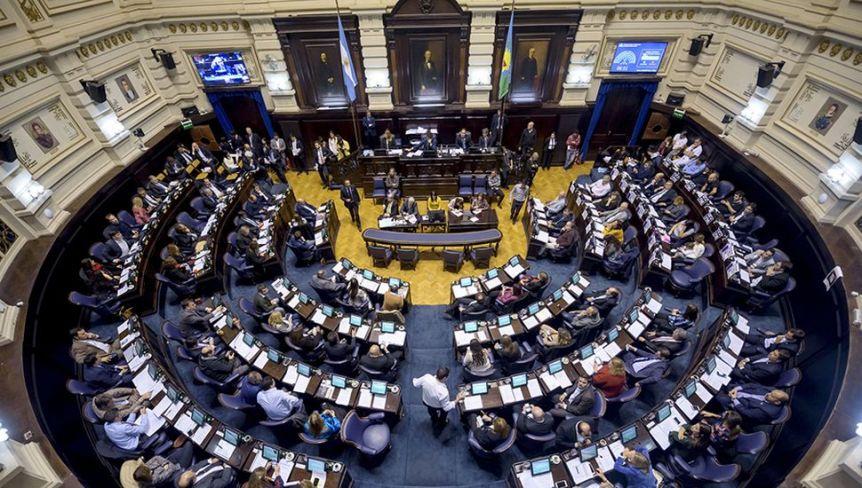 Se escapan algunos legisladores del bloque de Juntos por el Cambio
