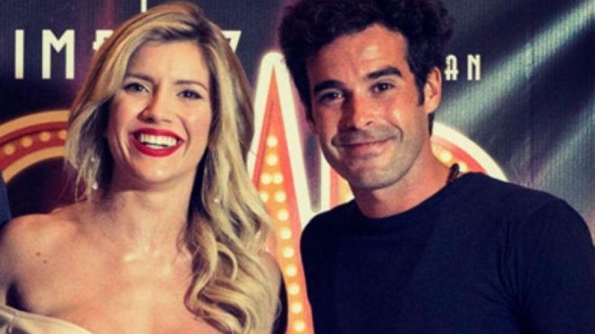 Laurita Fernández y Nicolás Cabré revolucionaron las redes con su foto más hot