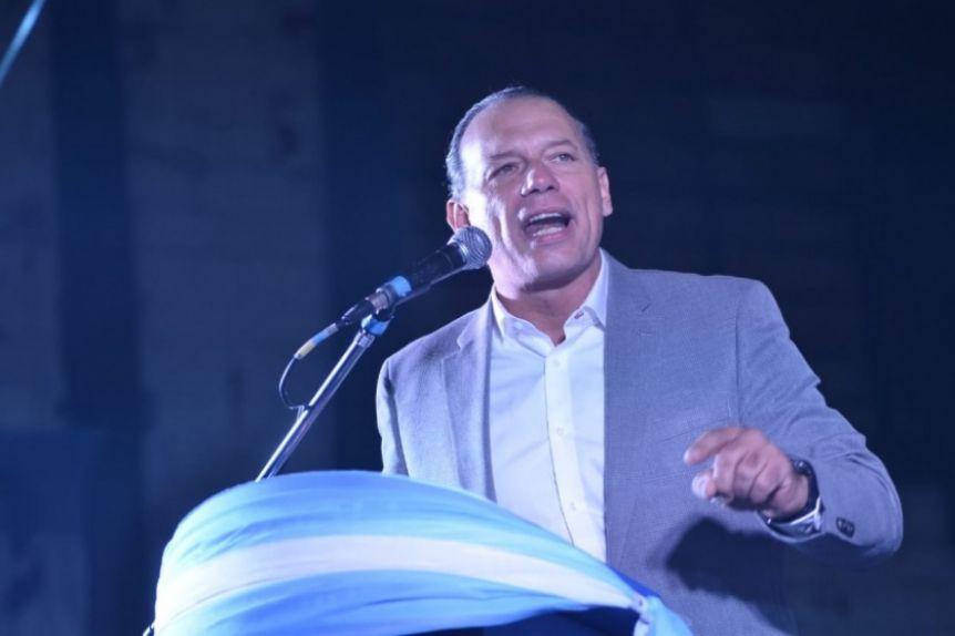 Sergio Berni, el elegido para manejar la Seguridad bonaerense