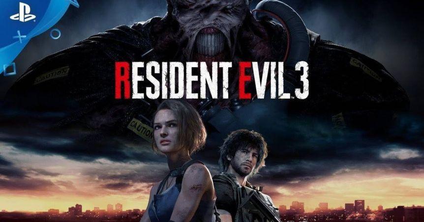 Lanzaron el adelanto de Resident Evil 3 y confirmaron su fecha de estreno