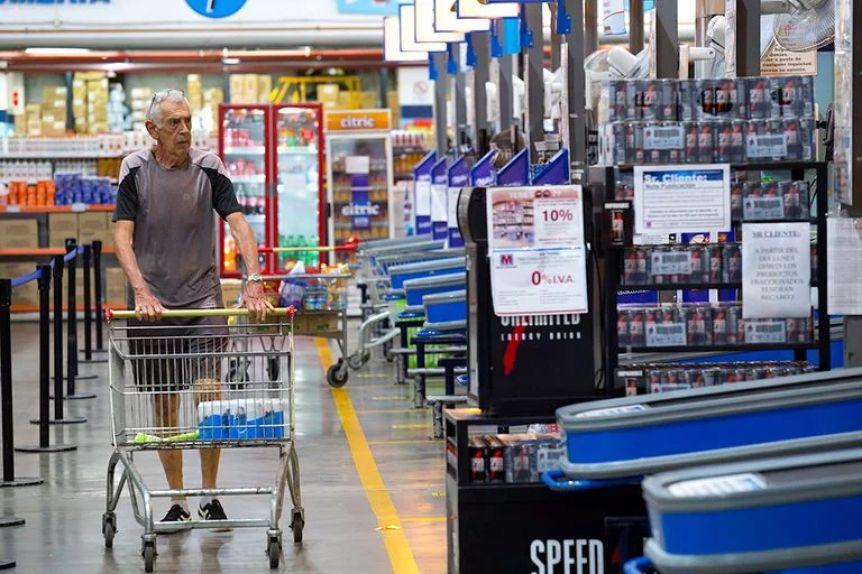 Inflación despedida de Macri: 4,3% en noviembre