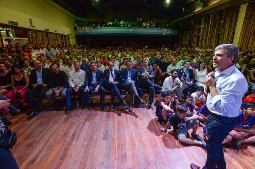 Juró como intendente en el Conurbano y propuso a Mar del Plata como capital bonaerense