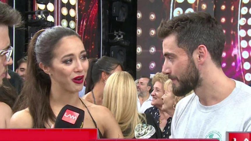 Tras el final del Bailando... ¿Nico Occhiato y Flor Vigna se fueron juntos?
