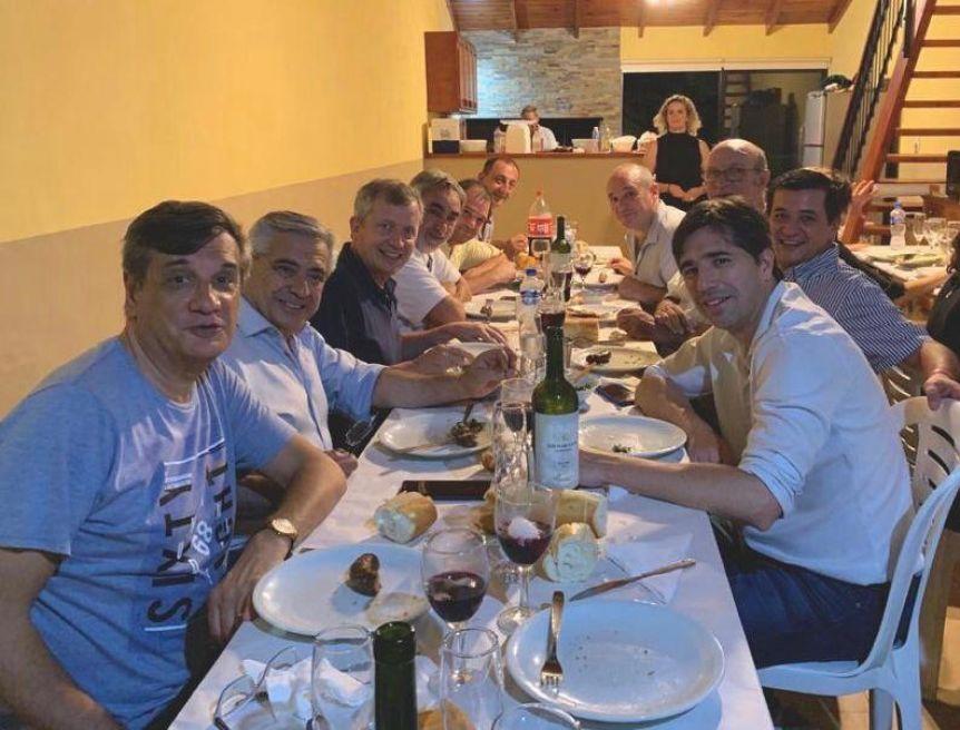 Con vistas a 2023, Monzó reunió a intendentes de Juntos por el Cambio
