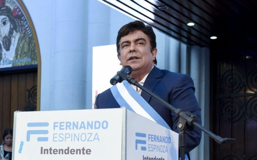 Espinoza consiguió el Presupuesto y la Impositiva por amplia mayoría