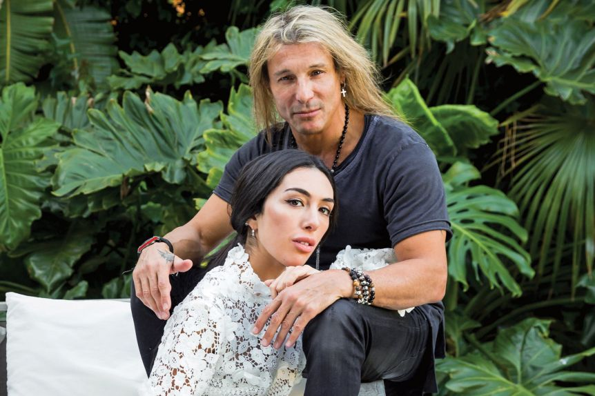 Sofía Bonelli y Claudio Caniggia suspendieron su boda