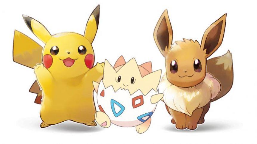 El primer adelanto de Pokemon