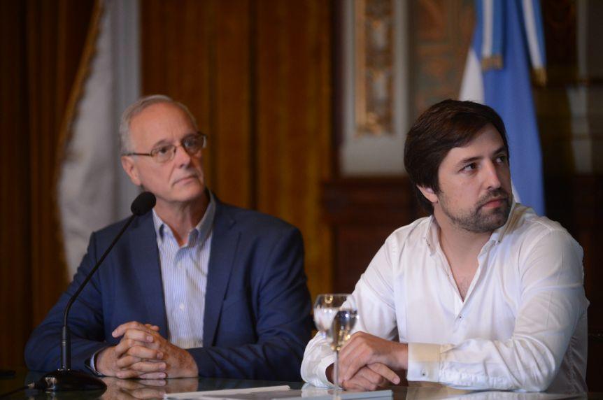 Gollán apuntó contra la herencia de Vidal y dijo que van
