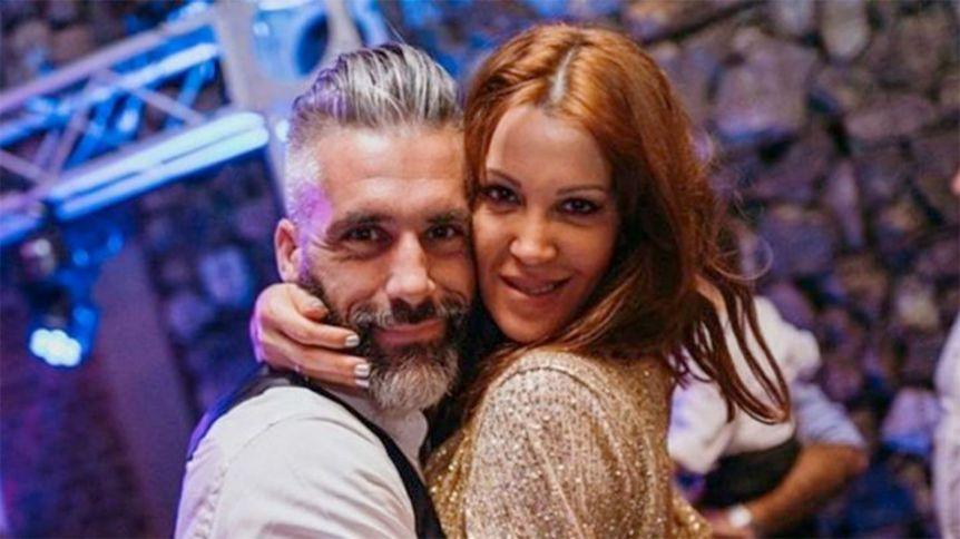 Miriam Lanzoni y Christian Halbinger se reconciliaron