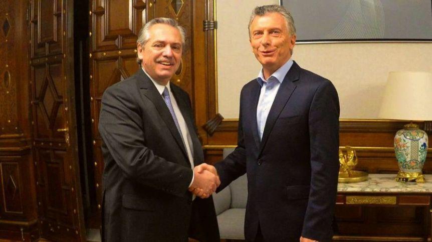 Seg�n encuesta, un tercio de los votantes de Macri apoya al actual Presidente