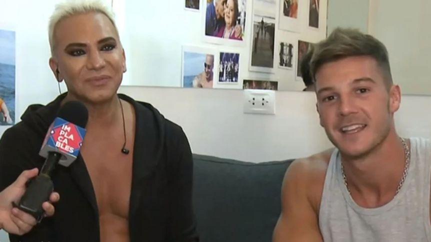 Flavio Mendoza contó que su pareja espera su segundo hijo con su ex novia