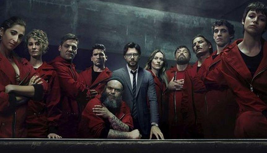 Netflix confirmó que habrá una sexta temporada de La Casa de Papel