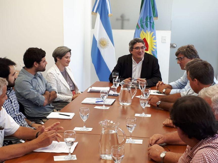 Carbap y el Gobierno bonaerense acercaron posiciones en una extensa reuni�n de trabajo