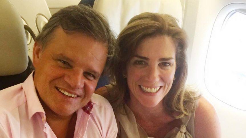 El conmovedor homenaje de Enrique Sacco a Débora Pérez Volpin