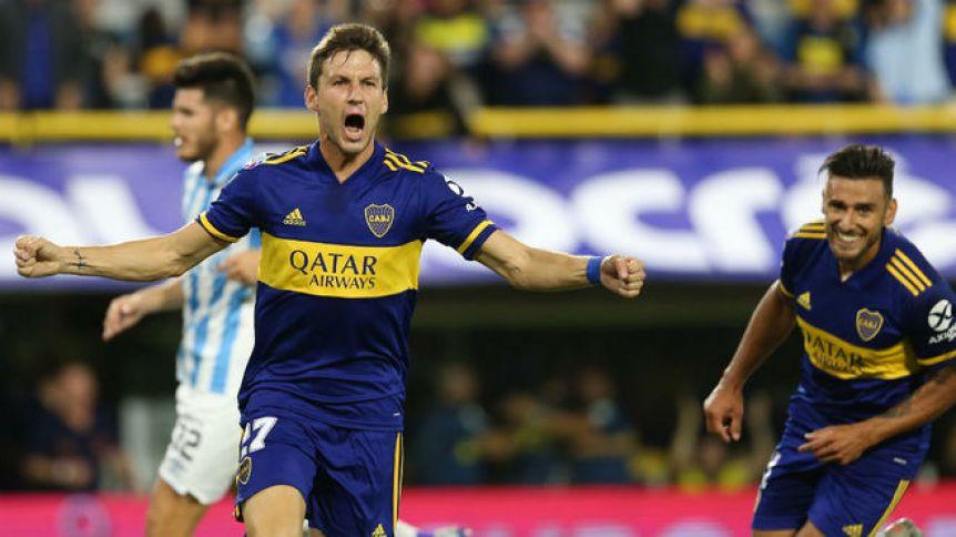 Boca le ganó a Atlético Tucumán y alcanzó a River en la punta