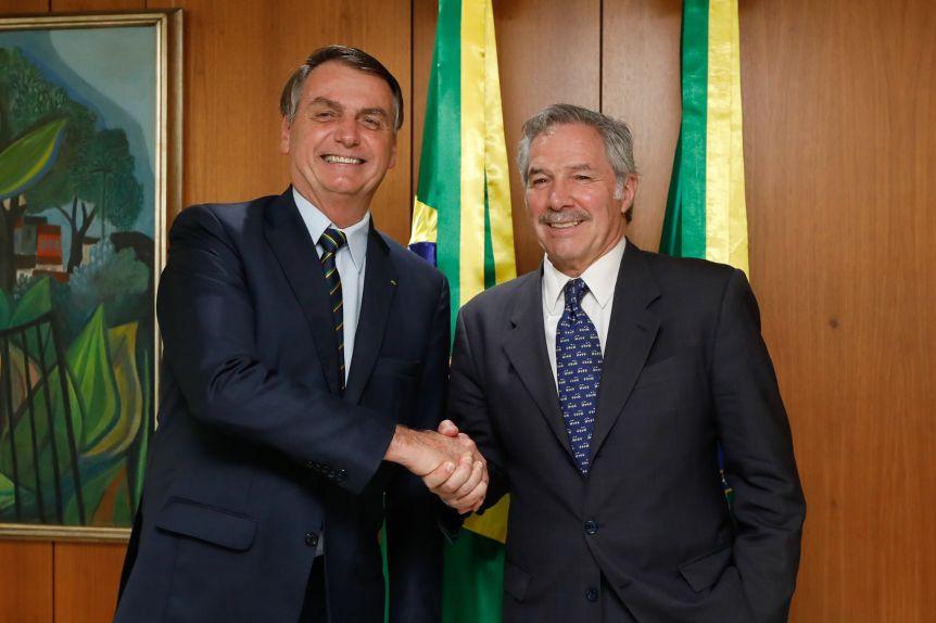 Acercamiento regional: Bolsonaro recibió a Solá y le puso fecha al encuentro con Alberto