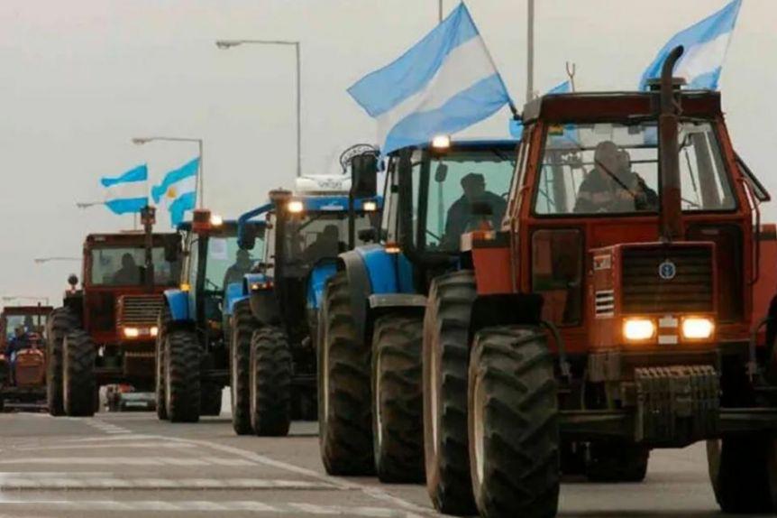 Ante la amenaza de paro, la Provincia busca calmar al sector agropecuario