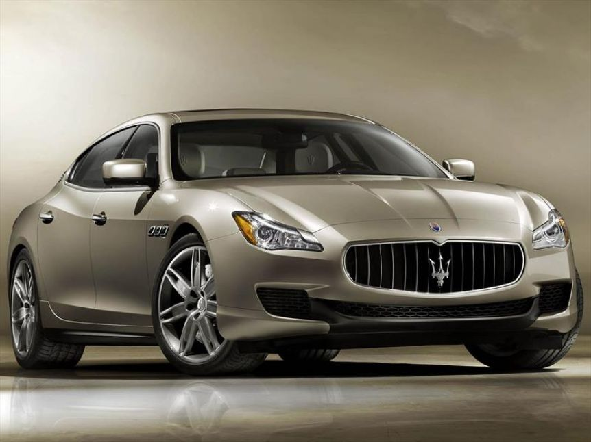 Lo nuevo de Maserati
