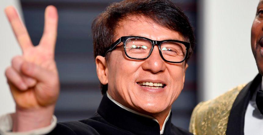 Jackie Chan en cuarentena