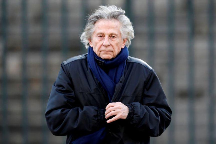 Polanski ganó un premio y fue abucheado por las feministas francesas