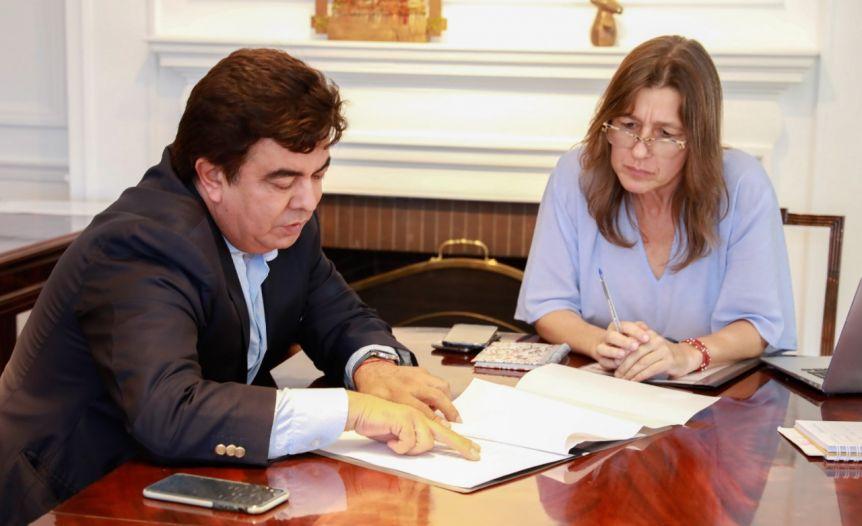 Intendente del Conurbano gestiona el regreso de la Gendarmería a su distrito