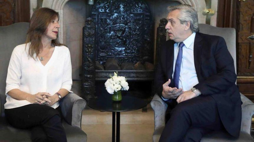 Fernández respaldó a los Jefes de las fuerzas federales y pidió extremar controles