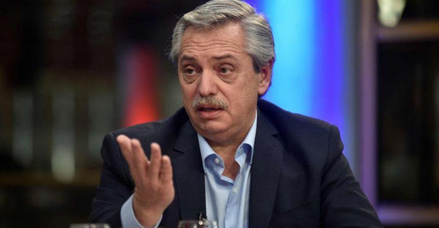 Alquileres e hipotecas, repatriados y cuarentena: las nuevas definiciones de Alberto Fernández
