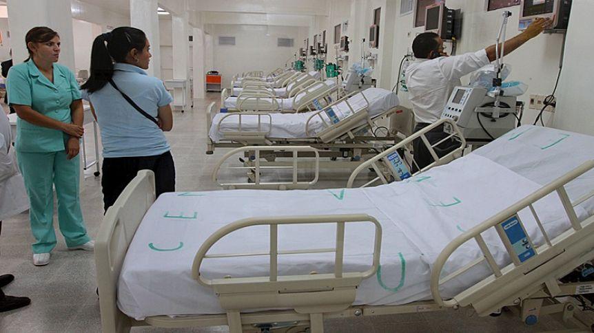 Coronavirus: con cuántas camas de terapia intensiva se cuenta en la Provincia