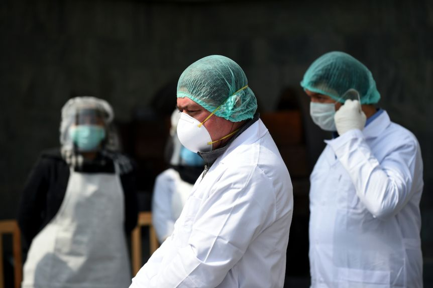 Distrito PRO incorporó los primeros médicos venezolanos para sumar al plan de contingencia