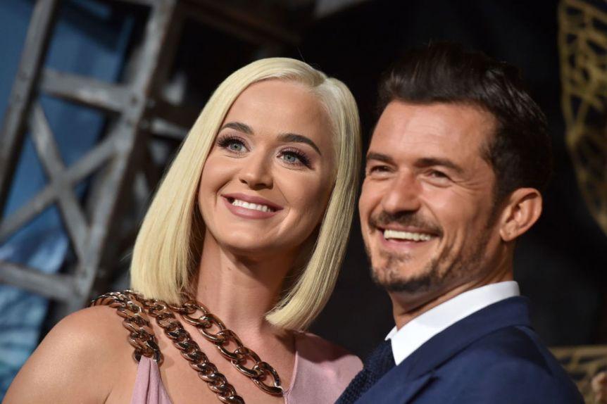Katy Perry y Orlando Bloom confirmaron el sexo de su primer retoño