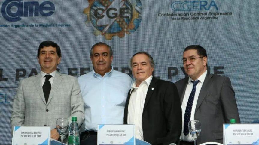 """La CGE pide intervención del Gobierno ante la """"inmoral actitud de los bancos"""""""