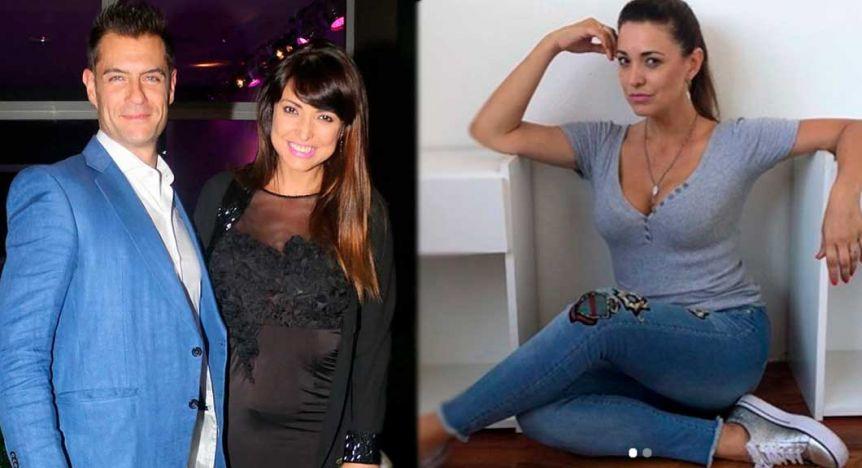 El ex de Andrea Estévez se casó en EEUU una semana después de que ella volviera al país