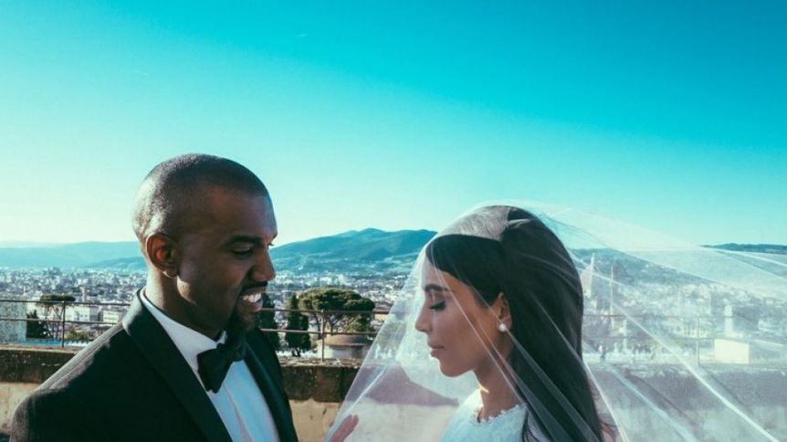 Rumores de separación entre Kim Kardashian y Kanye West