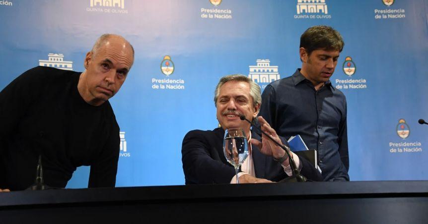 El beneficio de la cuarentena: la imagen de Alberto, Kicillof y Larreta supera el 65% de aprobación