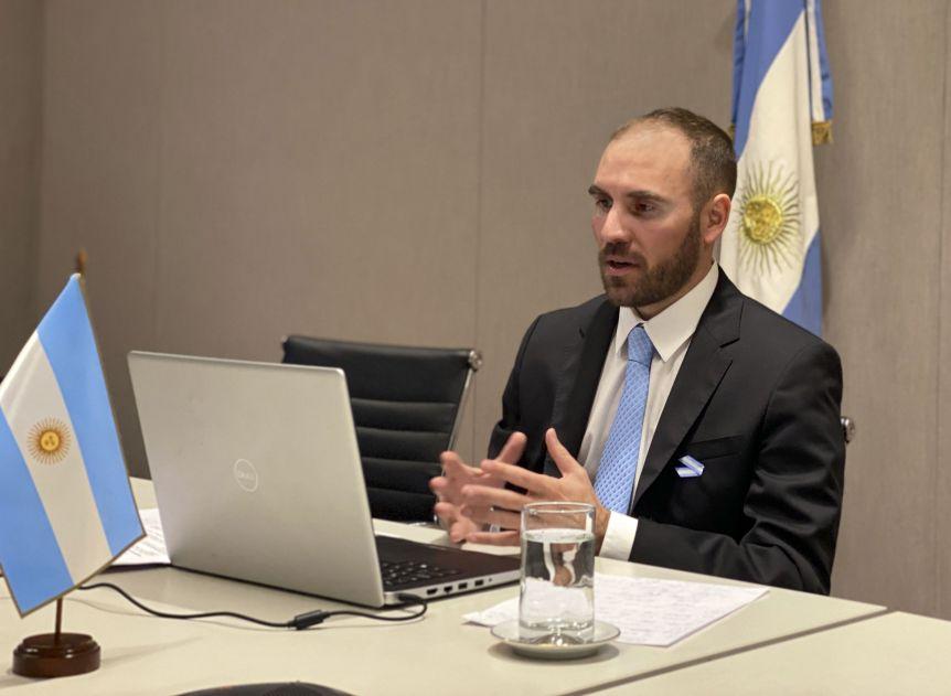 Guzmán adelantó que continuará con la negociación de la deuda