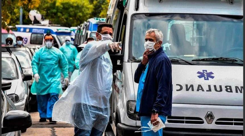 Coronavirus: nuevo récord con 648 casos y 12 fallecidos