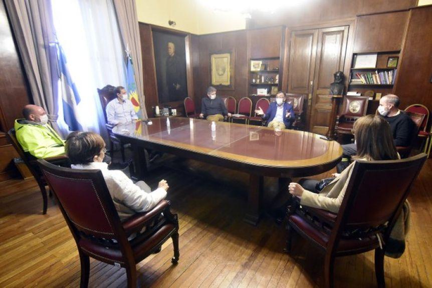 La Plata debuta con su primer comité de crisis barrial