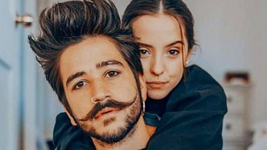 Evaluna Montaner y Camilo en la dulce espera