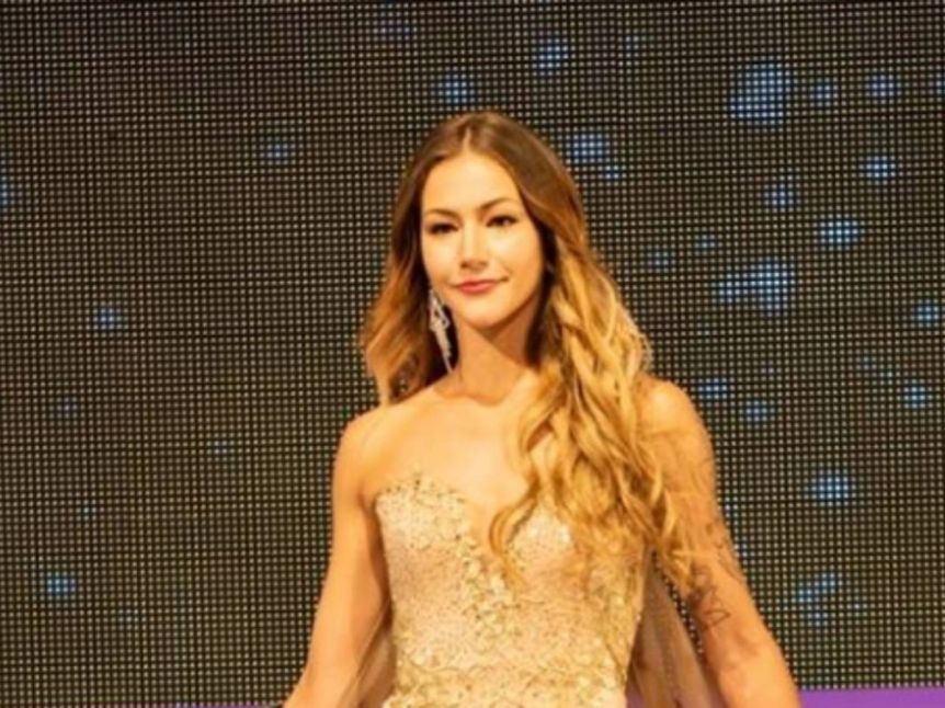 Se suicidó la reina de la belleza Amber-Lee Friis