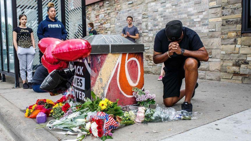 Los famosos hollywoodenses manifiestan su indignación por el asesinato de George Floyd