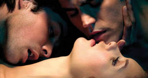 Hacer un trio sexual