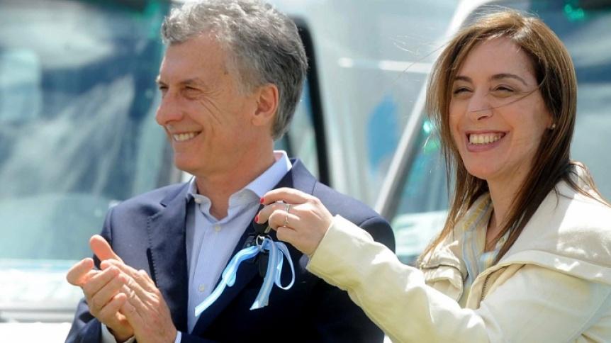 Mientras crece el descontento con la gestión nacional, Vidal le saca una luz de ventaja a Macri