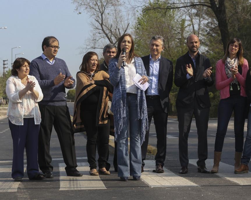 Vidal y su buena imagen sacan a Macri de paseo por la Provincia: destino, Luján