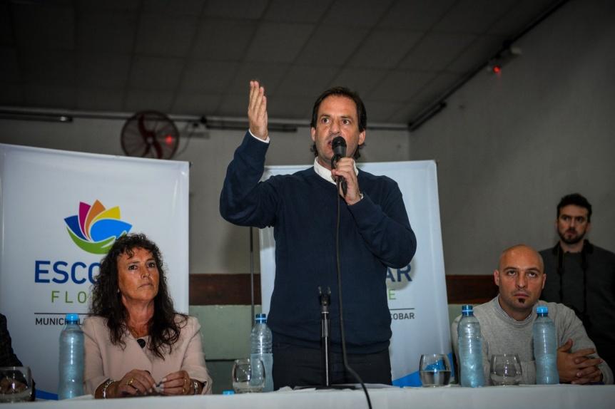 Para sortear la crisis, intendente peronista lanzó un plan de medidas para los municipales