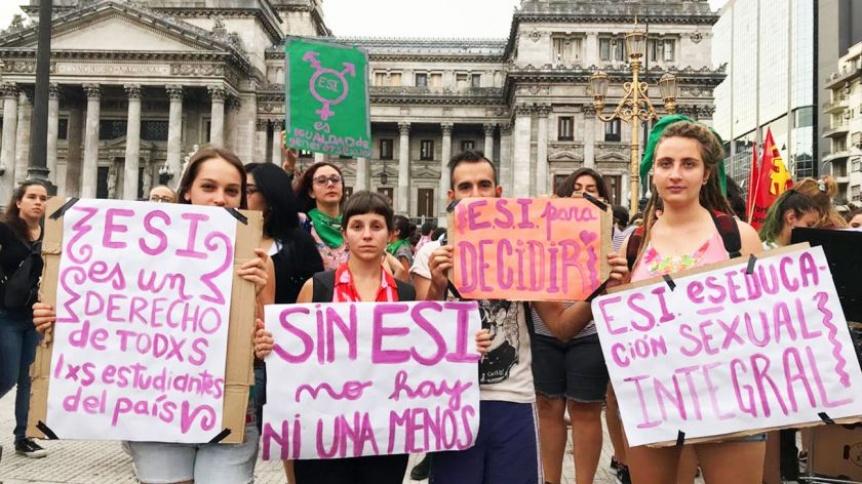 Mujeres de la UCR marcaron diferencias con la agenda de g�nero de Macri y el PRO