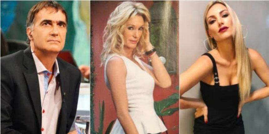 Antonio Laje y Sofía Maccagi furiosos con Yanina Latorre