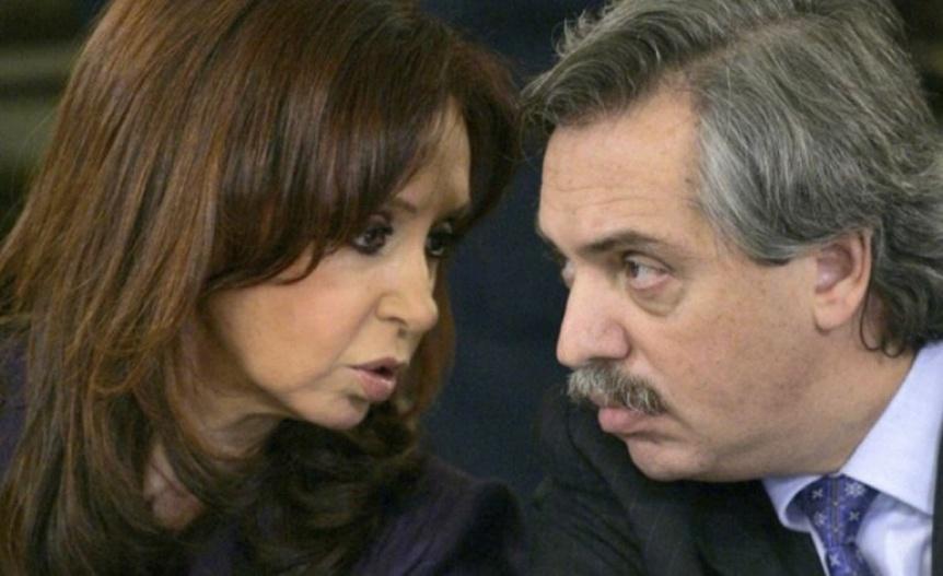 Cristina anunció que será candidata a vicepresidenta de Alberto Fernández